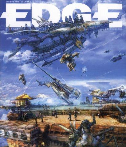 Edge 171 (January 2007) (cover 1)