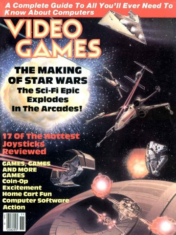 Video Games Issue 11 (August 1983)