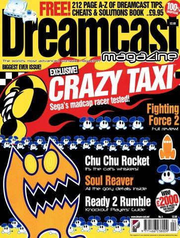 Dreamcast Magazine 04 (December 1999)