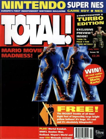 Total! Issue 19 (July 1993)