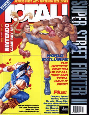 Total! Issue 31 (July 1994)