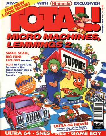 Total! Issue 35 (November 1994)
