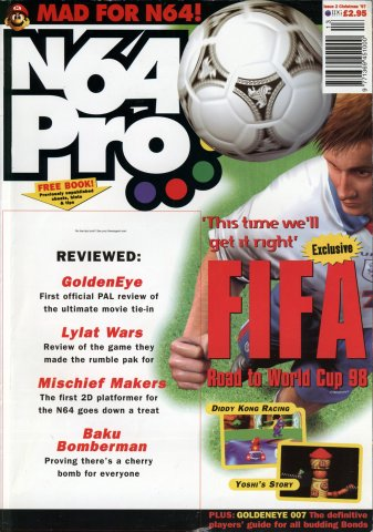 N64 Pro Issue 02 (Christmas 1997)