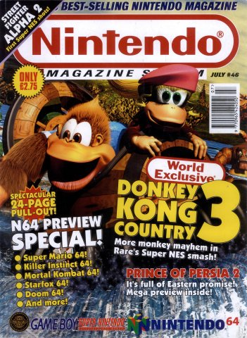 Nintendo Magazine System 046 (July 1996)