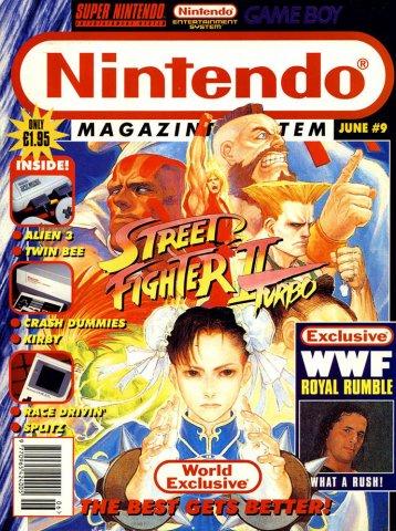 Nintendo Magazine System 009 (June 1993)