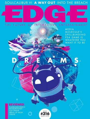 Edge 316 (March 2018) (cover 3)