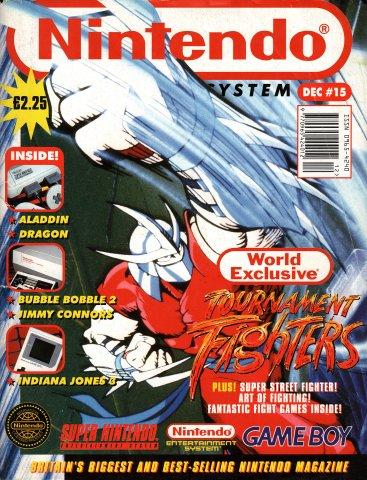 Nintendo Magazine System 015 (December 1993)