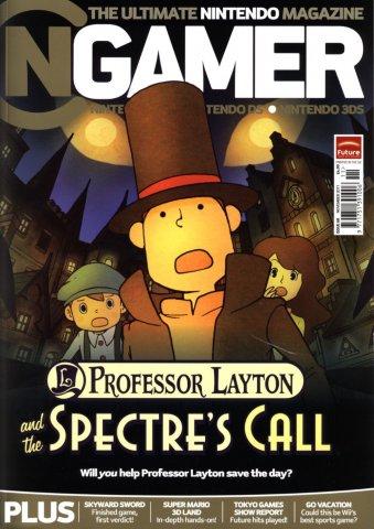 NGamer Issue 68 (November 2011)