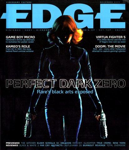 Edge 155 (November 2005)