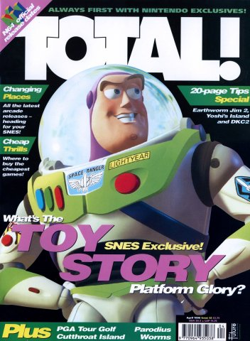 Total! Issue 52 (April 1996)