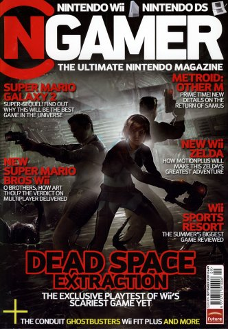 NGamer Issue 39 (September 2009)