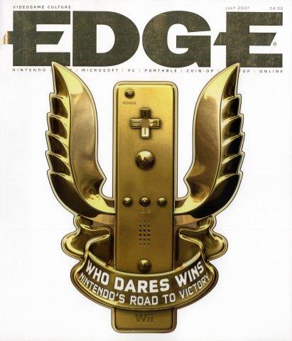 Edge 177 (July 2007)