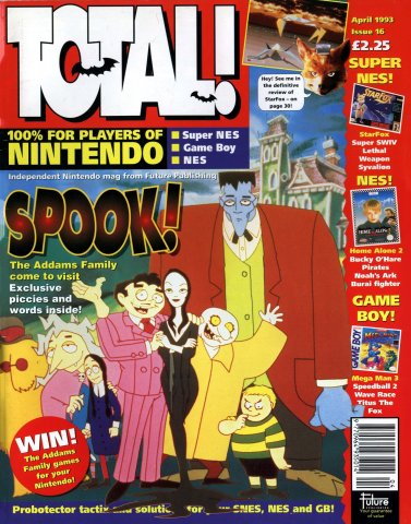 Total! Issue 16 (April 1993)