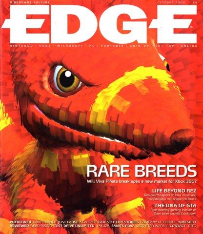 Edge 167 (October 2006)