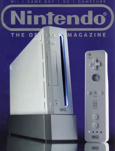 Official Nintendo Magazine 011 (Christmas 2006)