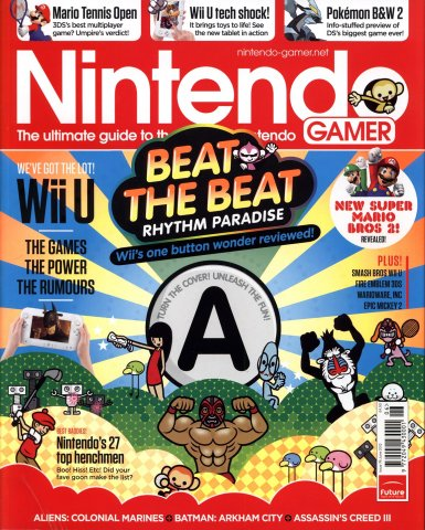 Nintendo Gamer Issue 76 (June 2012)