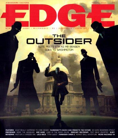 Edge 165 (August 2006)