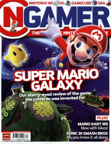 NGamer Issue 17 (Christmas 2007)