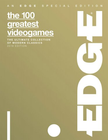 Edge: The 100 Greatest Videogames 2016 Edition