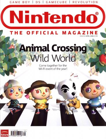 Official Nintendo Magazine 002 (April 2006)