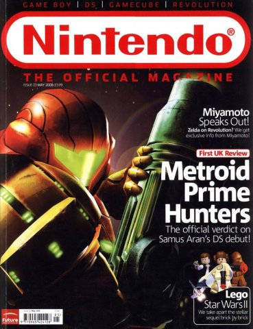 Official Nintendo Magazine 003 (May 2006)