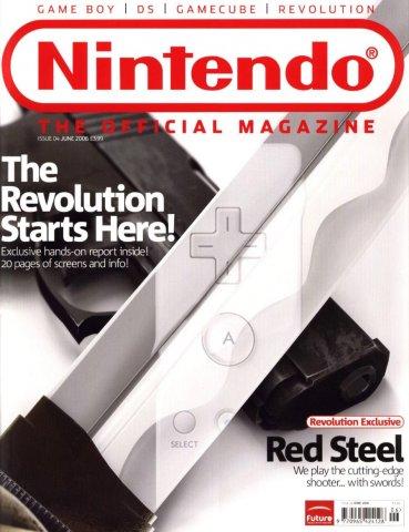 Official Nintendo Magazine 004 (June 2006)