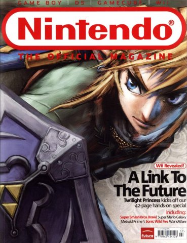 Official Nintendo Magazine 005 (July 2006)