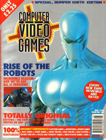 Computer & Video Games Issue 150