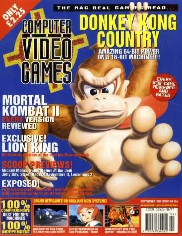 Computer & Video Games Issue 154