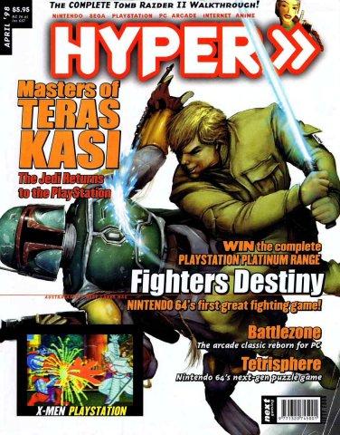 Hyper 054 (April 1998)