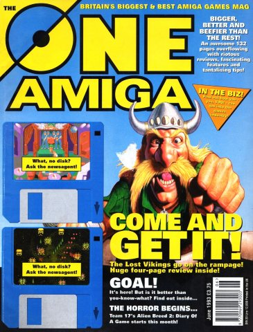 The One 057 (June 1993)