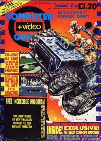 Computer & Video Games 096 (November 1989)