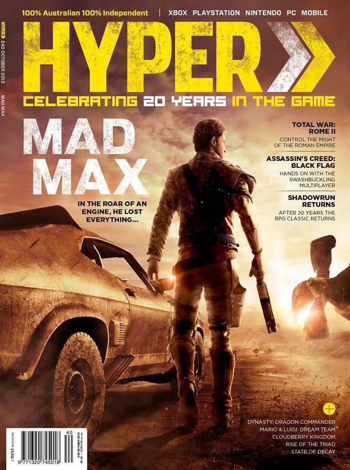 Hyper 240 (October 2013)