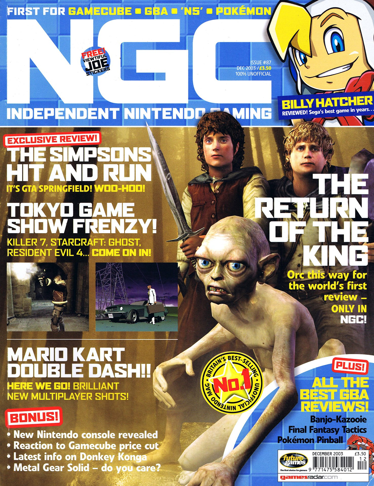 NGC Issue 087 (December 2003)