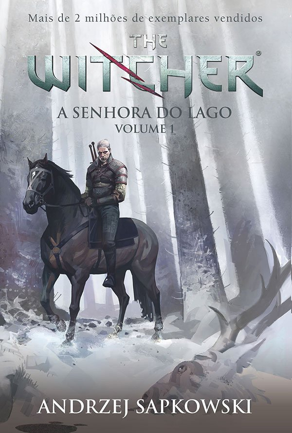 The Witcher: The Lady Of The Lake (Brazilian Edition Vol. 1)