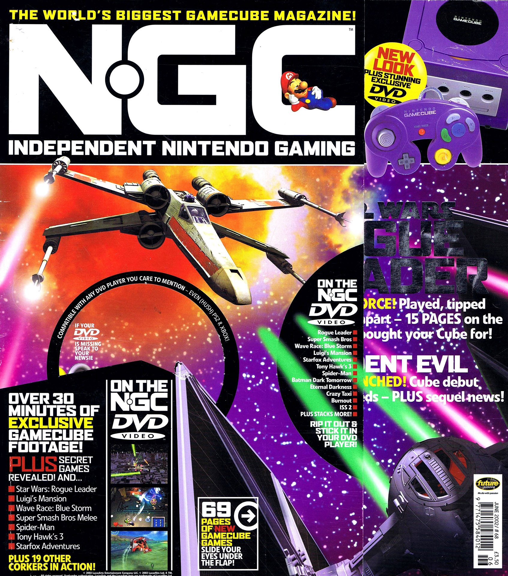 NGC Issue 068 (June 2002)