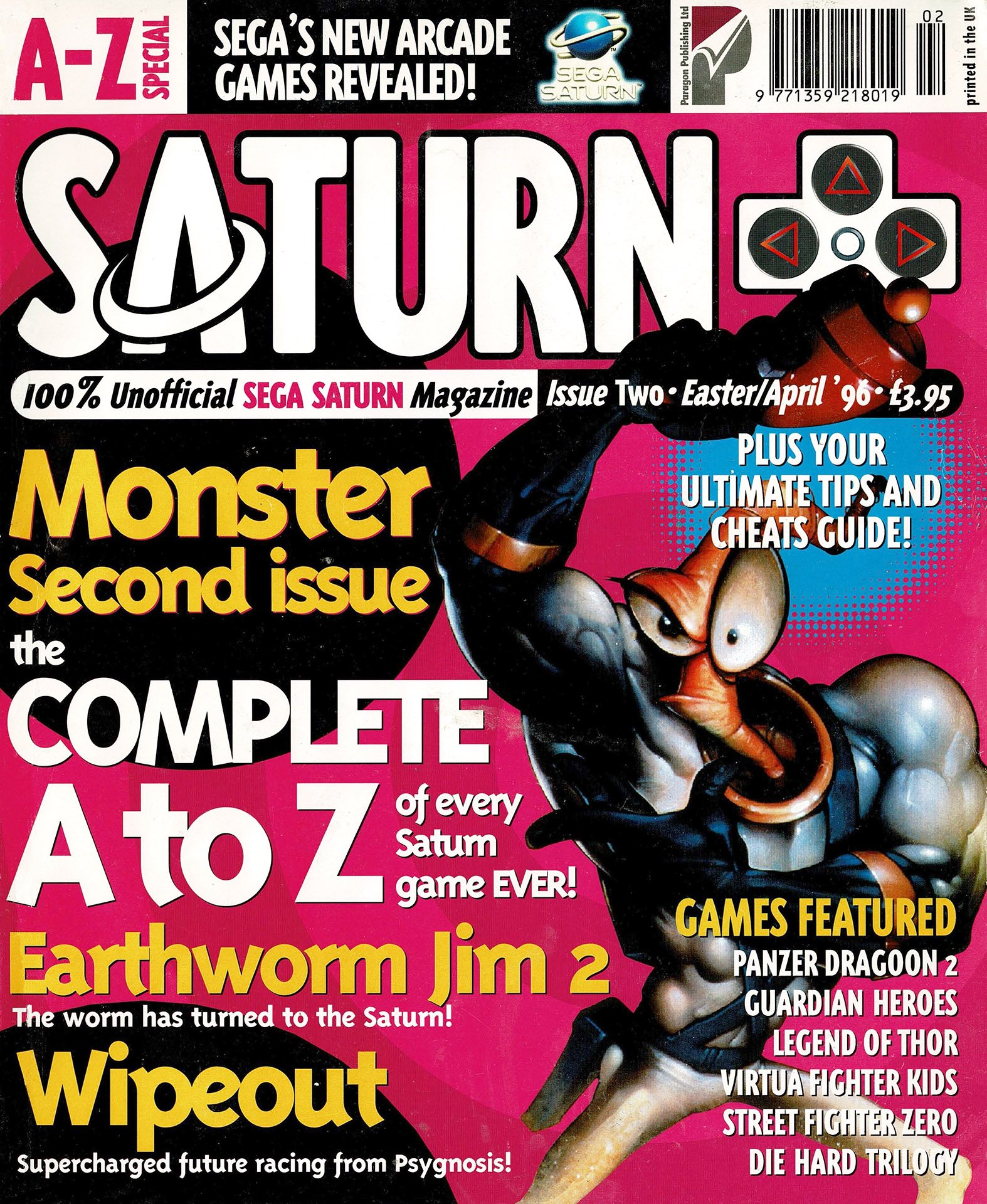 Saturn+ Issue 02 (Easter/April 1996)
