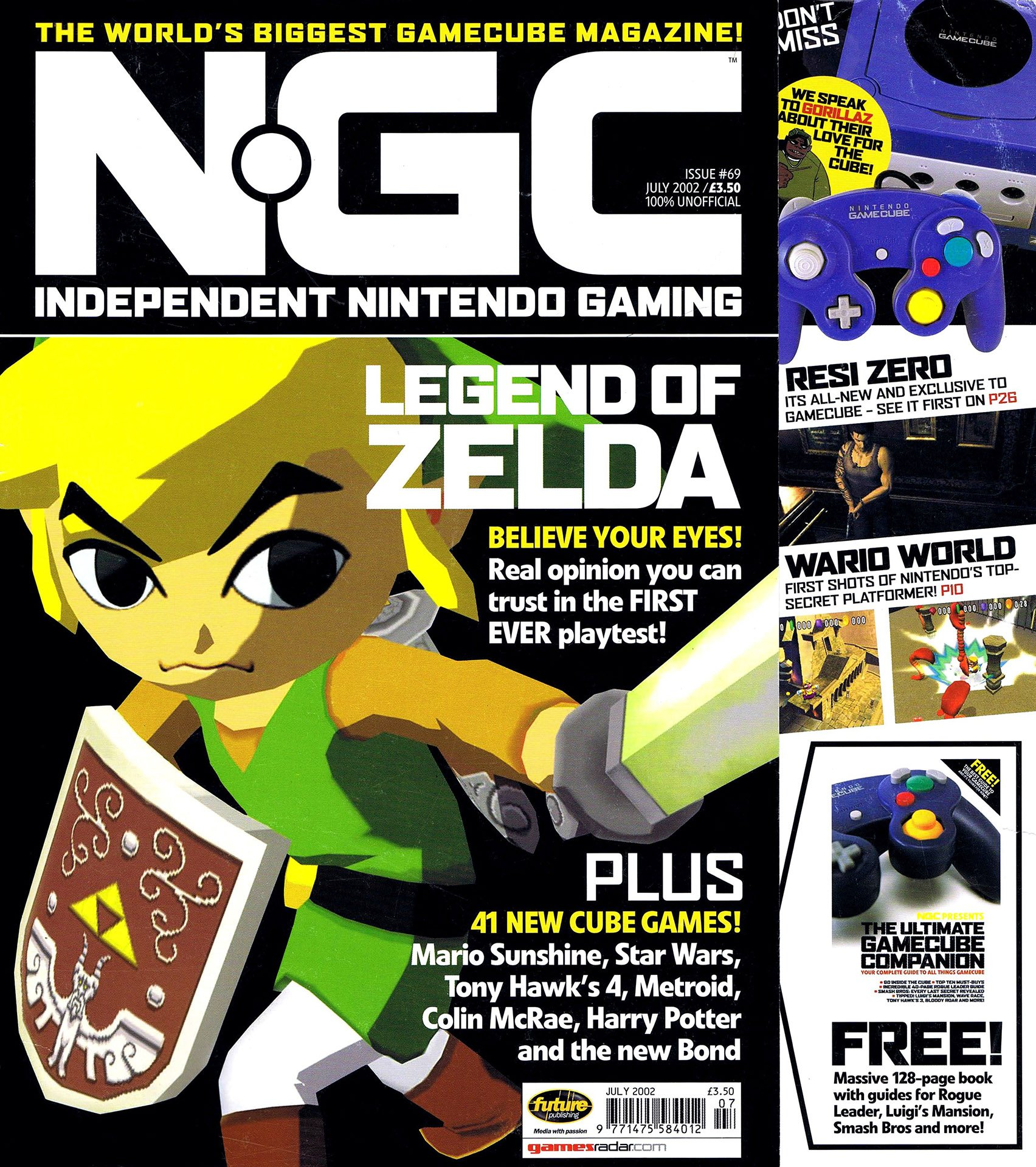 NGC Issue 069 (July 2002)