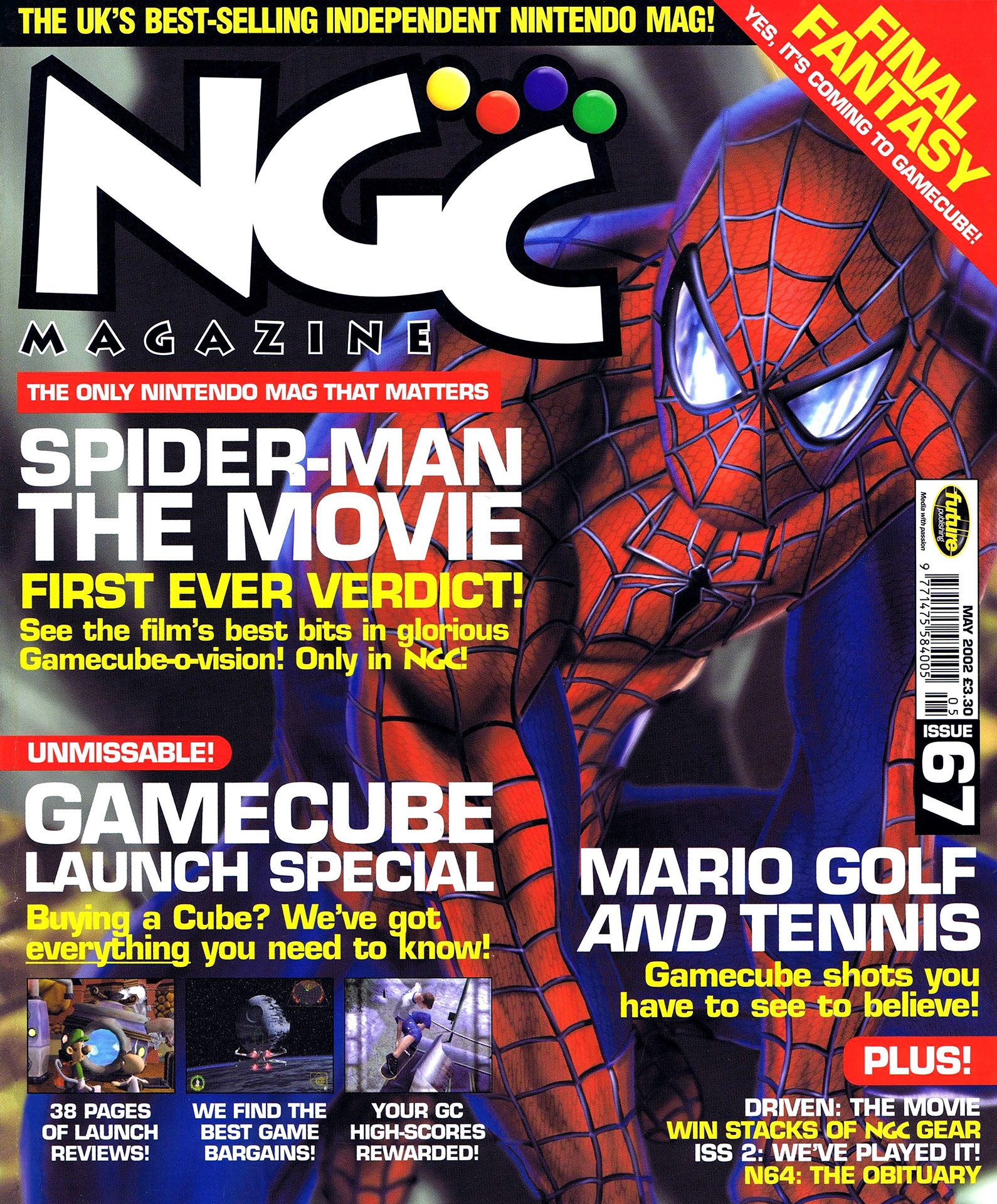 NGC Issue 067 (May 2002)