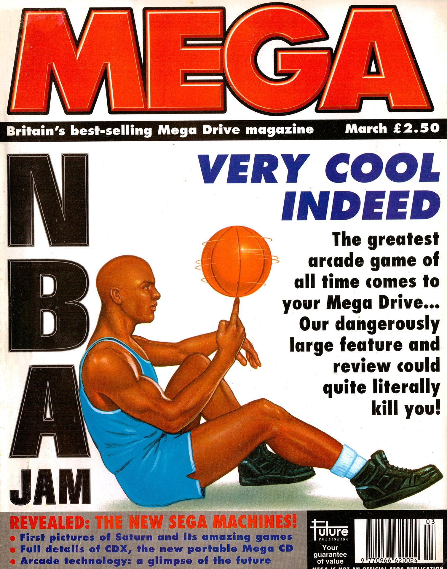 MEGA Issue 18 (March 1994)
