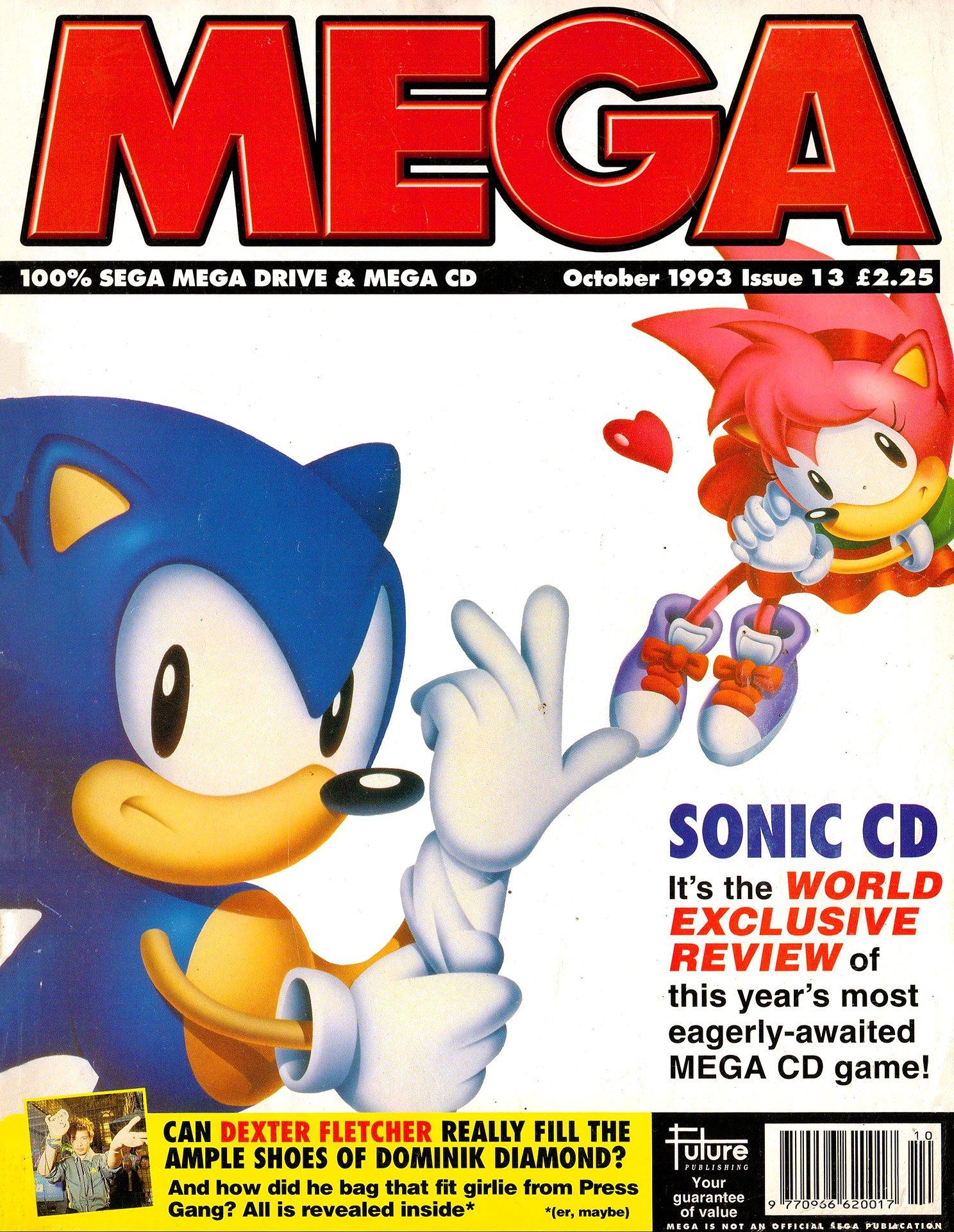MEGA Issue 13 (October 1993)