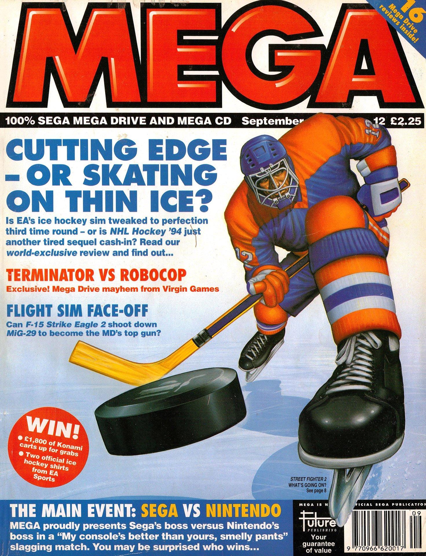 MEGA Issue 12 (September 1993)