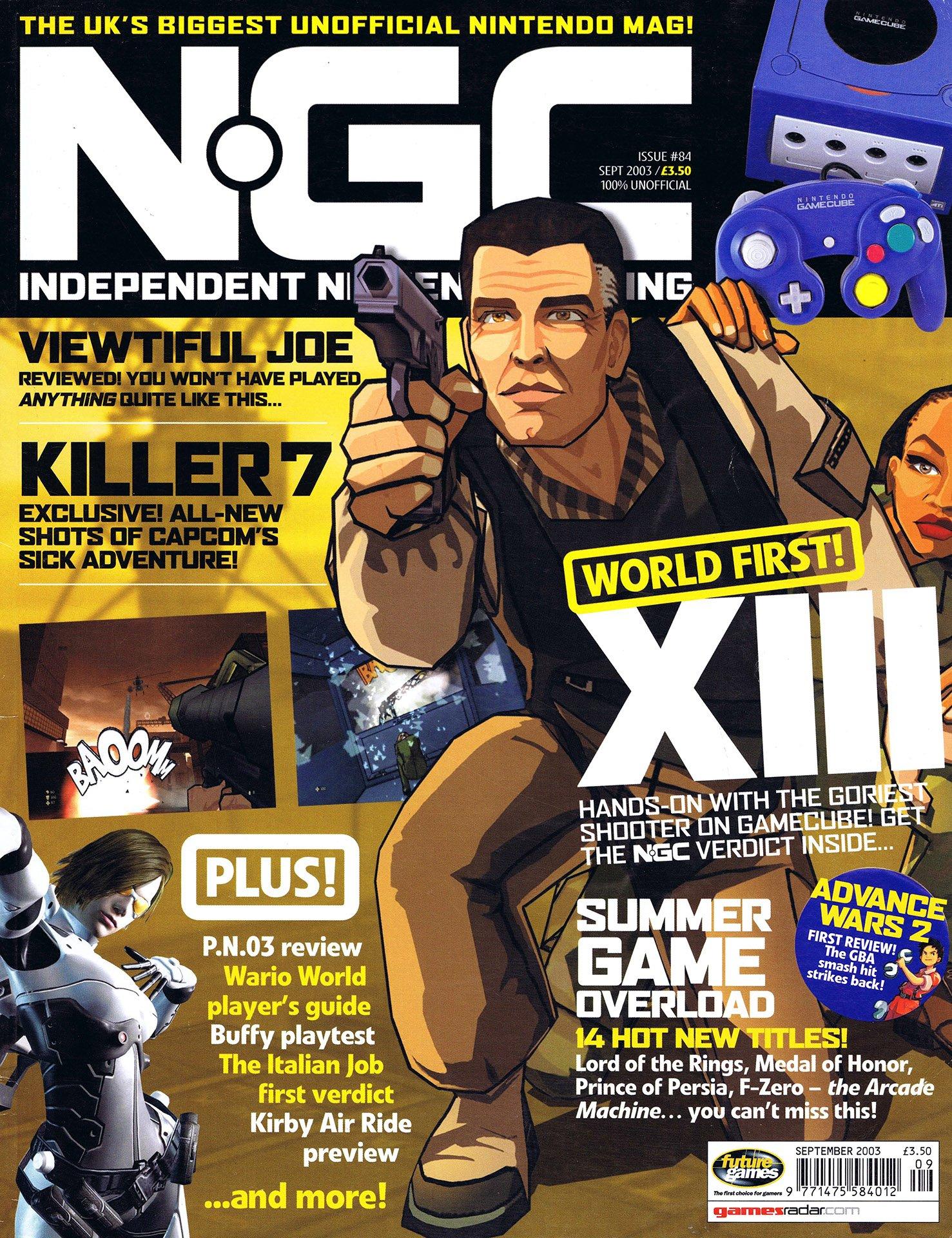NGC Issue 084 (September 2003)