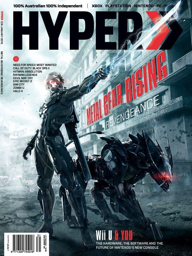 Hyper 231 (January 2013)