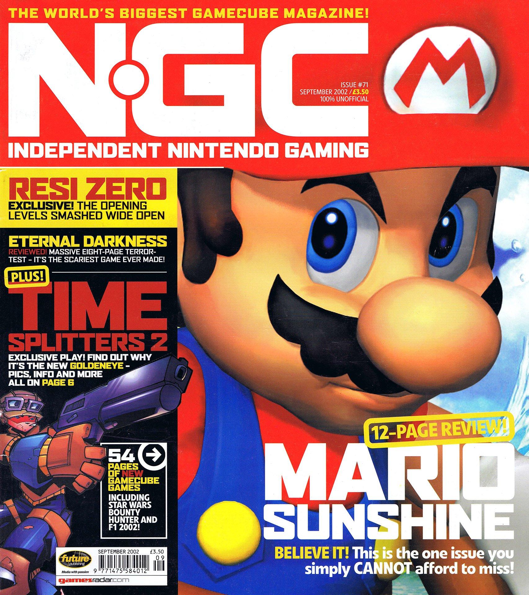 NGC Issue 071 (September 2002)