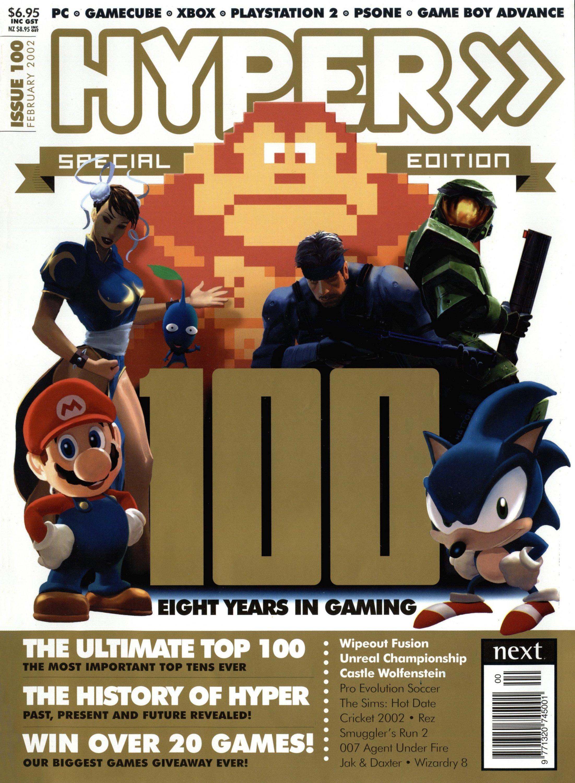 Hyper 100 (February 2002)
