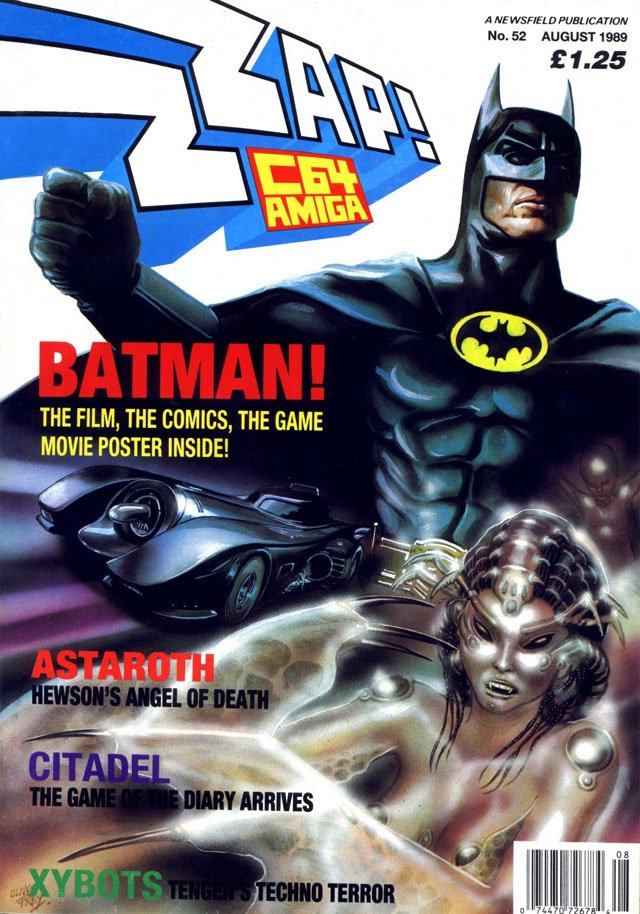 Zzap64 Issue 052