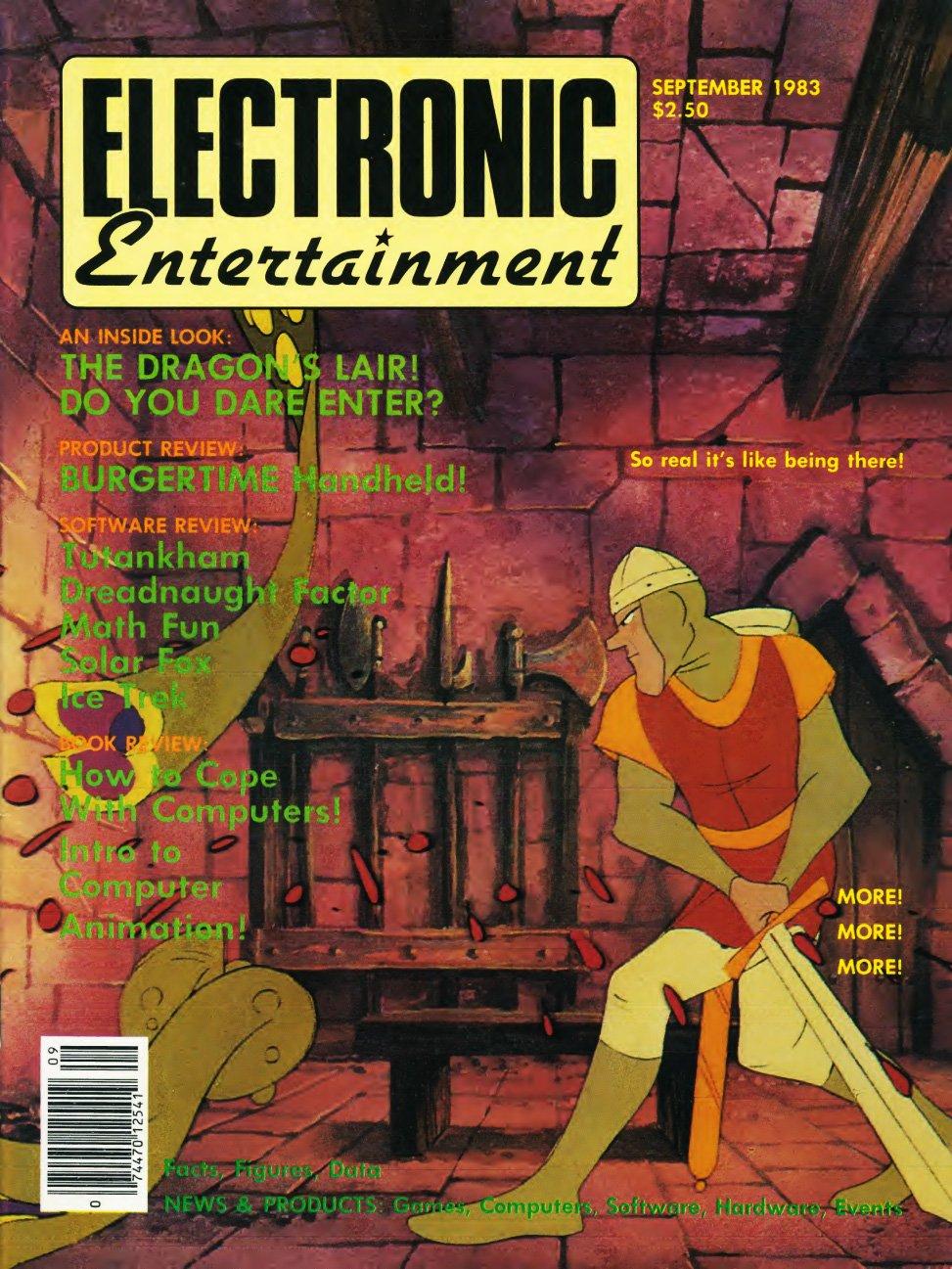 Electronic Entertainment Vol.2 No.09 (September 1983)