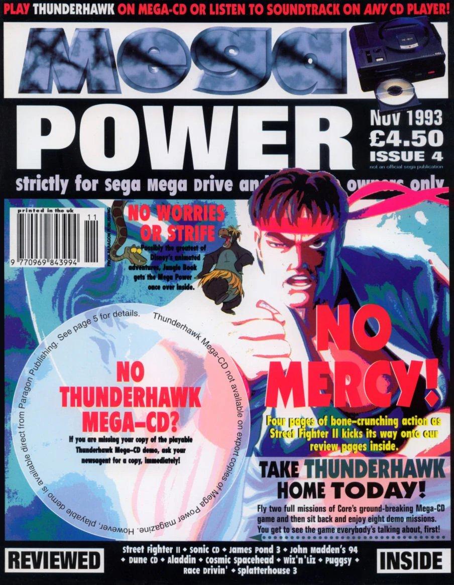 Mega Power 04 (November 1993)