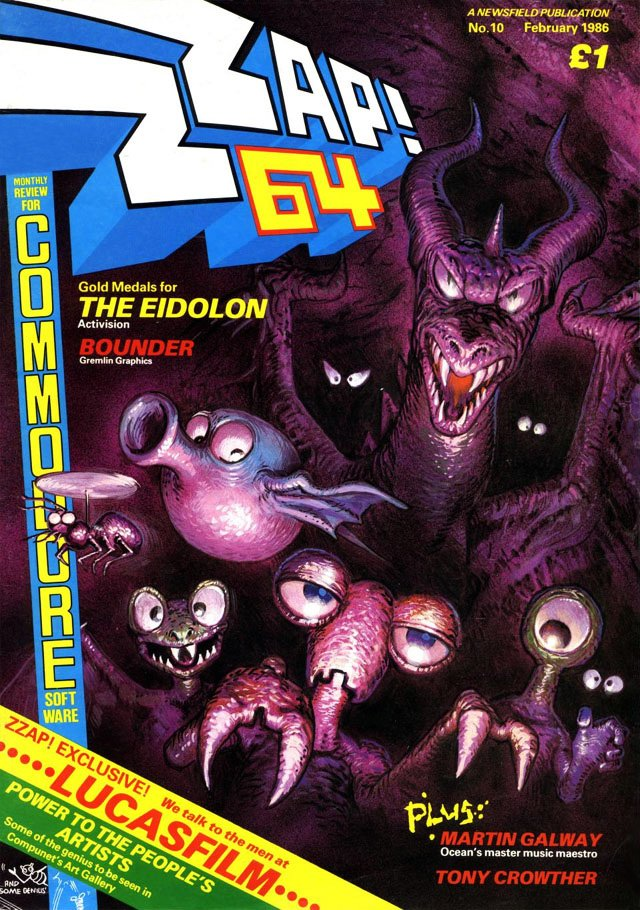 Zzap64 Issue 010
